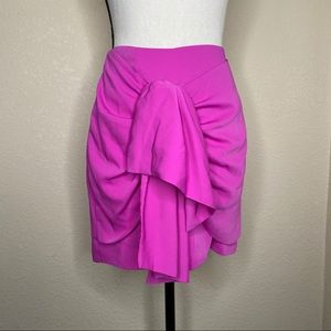 Finders Keepers Earthly Treasures Tie Skirt